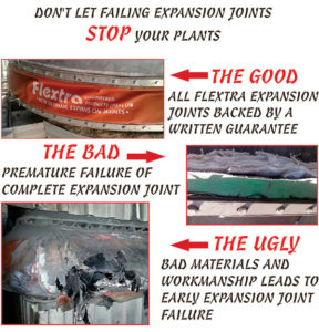 failing expansion joints