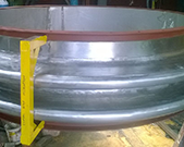 manufacture of fabric expansion joints