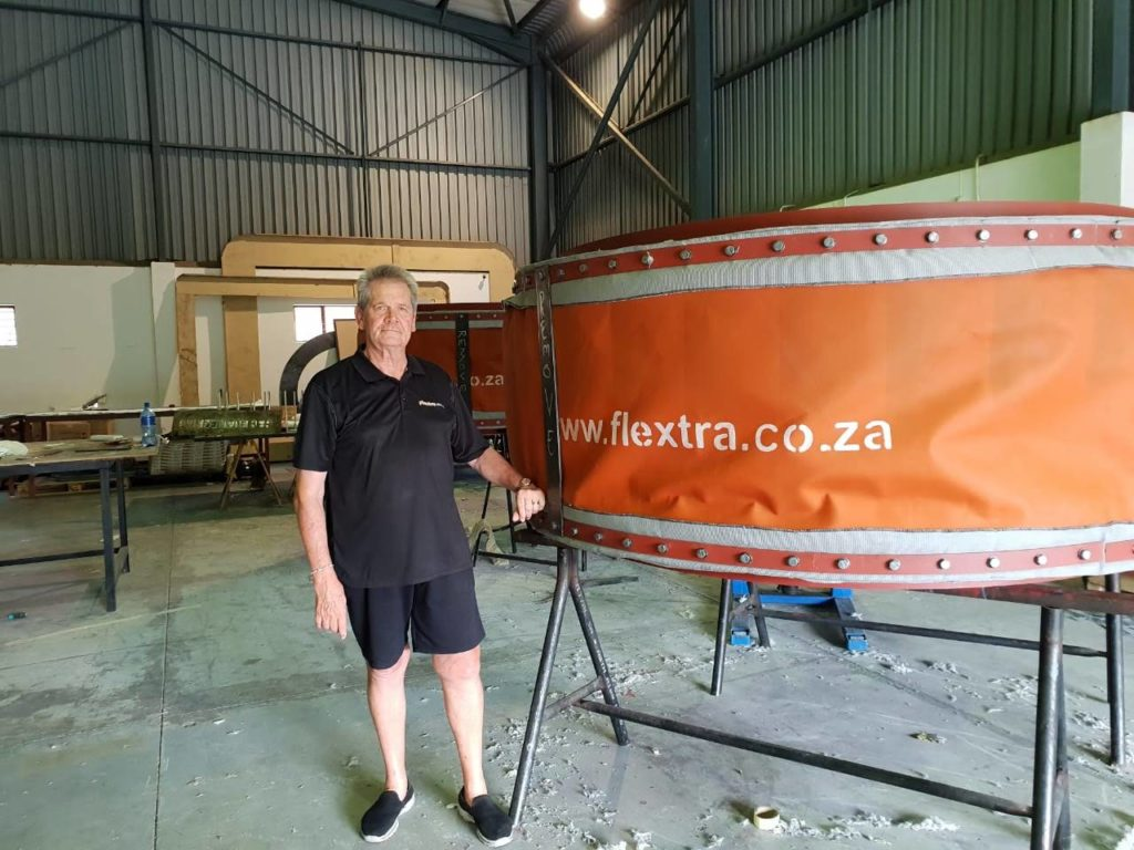 Flextra Boss ensuring a quality product gets delivered every time