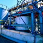 Flextra Chemical Tank Installation