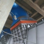 Flextra High temperature expansion joint