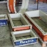 Flextra In-house metalwork fabrication