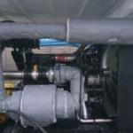 Flextra Insulation for marine applications