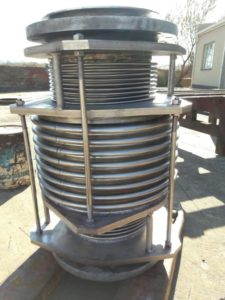 flextra metal bellows