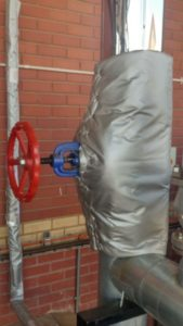 Personal protection in steam valves