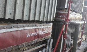 Retro fit expansion joints