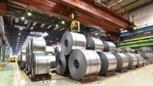 steel supply chain